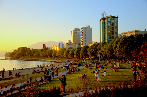 english bay summer - 500