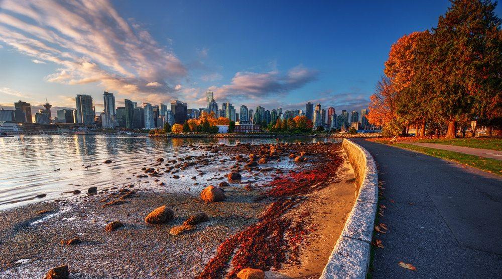 Sept Vancouver condos ocean seawall
