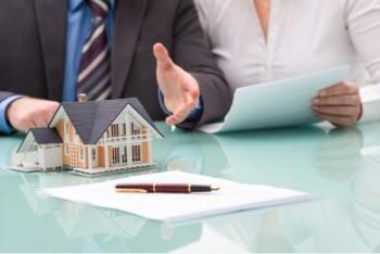 Real estate backup offer