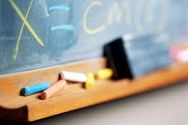 chalk board schools